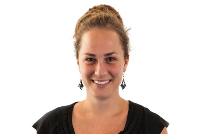 Audrey Roberge, M.ENV.